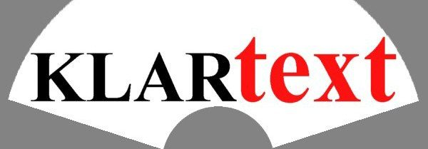 Logo KlarText e.V.